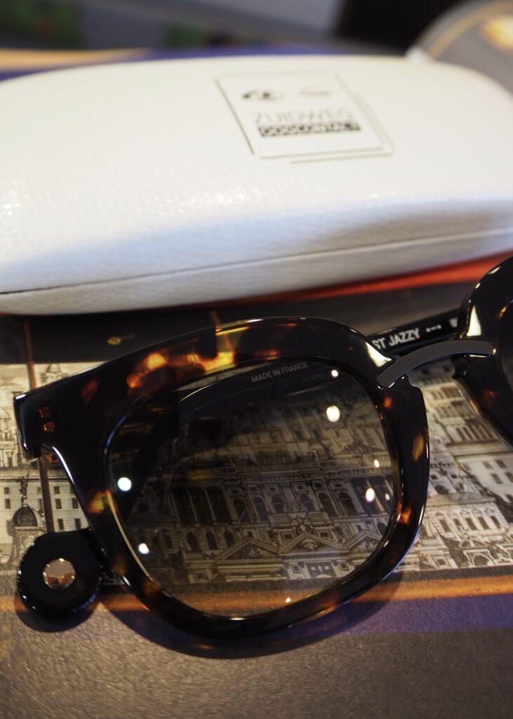 Nieuwe zonnebril bij Zuidweg Oogcontact